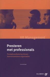 Presteren met professionals